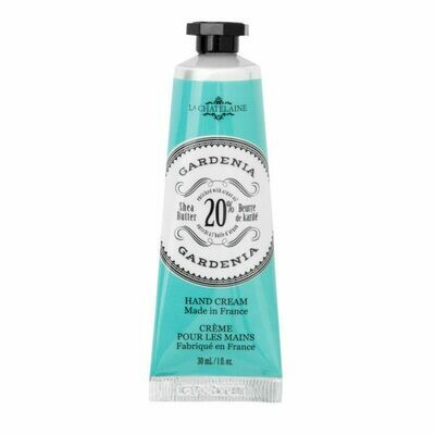 La Chatelaine Hand Cream: Gardenia