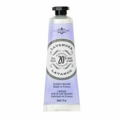 La Chatelaine Hand Cream: Lavender