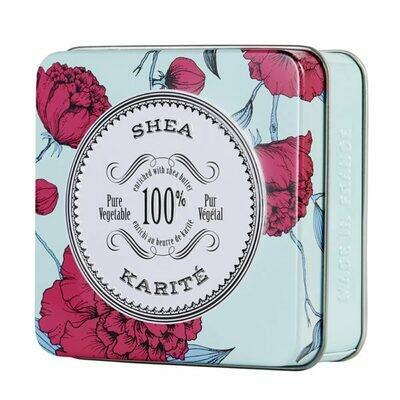 La Chatelaine: Shea Travel Soap Tin