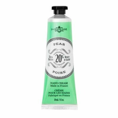 La Chatelaine Hand Cream: Pear