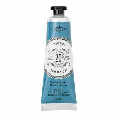 La Chatelaine Hand Cream: Shea