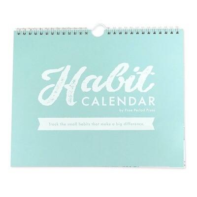 Daily Habit Calendar
