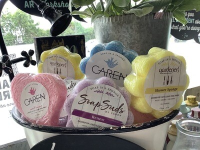 Caren: Bath Sponge