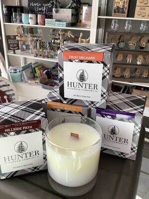 Hunter Candle Co 11oz Candle