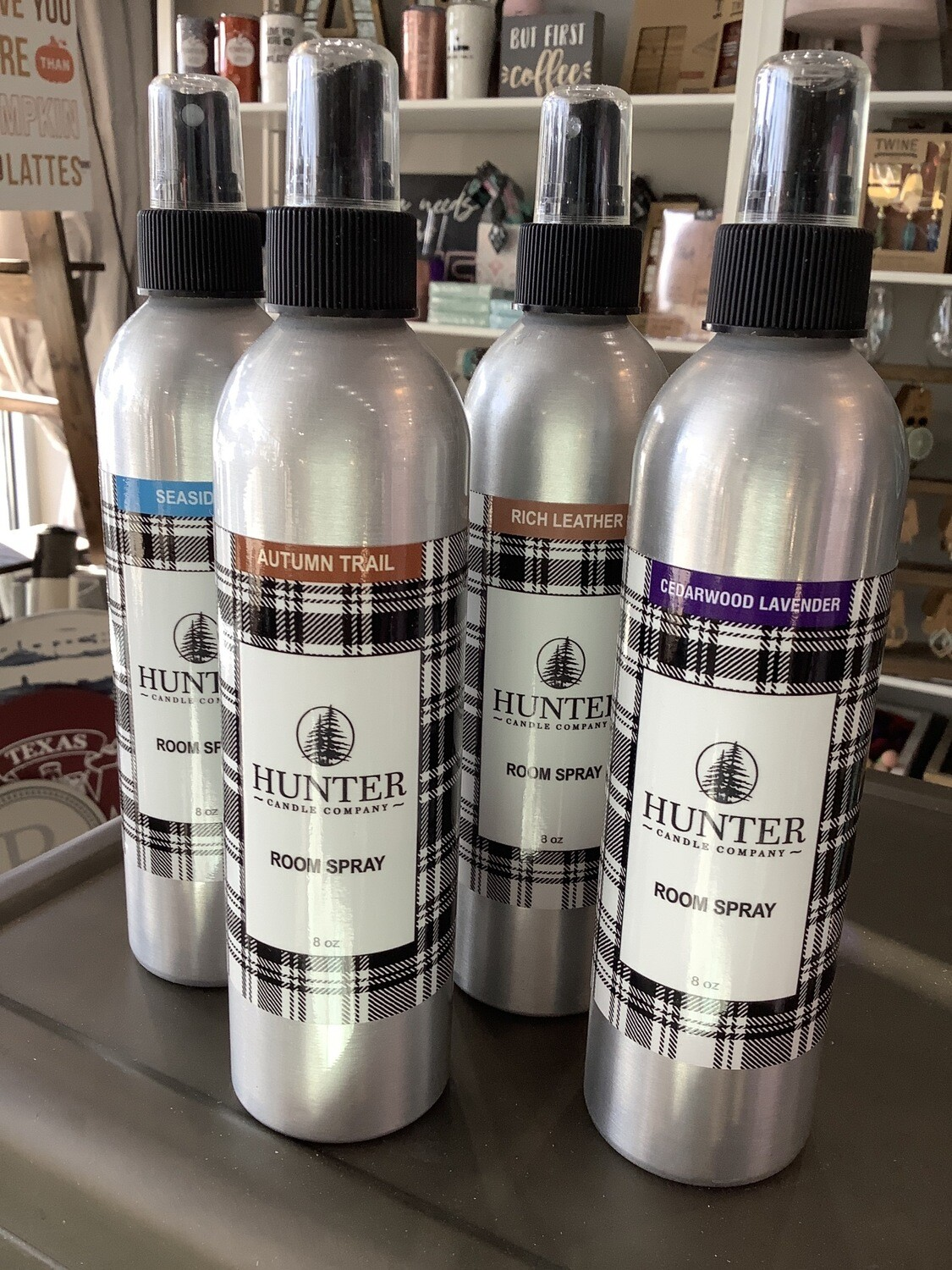 Hunter Candle Co Room Spray