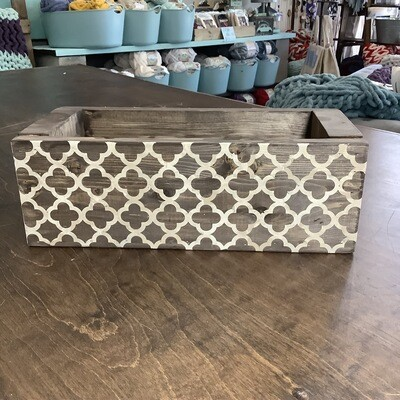 "16"" Centerpiece Box"