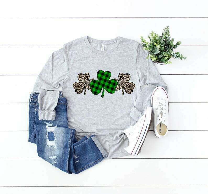 womens st pattys day shirt, cheetah st pattys day, st pattys day shirt, womens st patricks day shirt, irish womens shirt, shamrock shirt