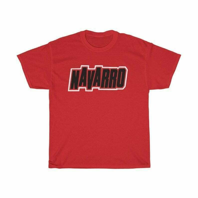 Navarro Cheer Tshirt Cheerleading College Football Shirt