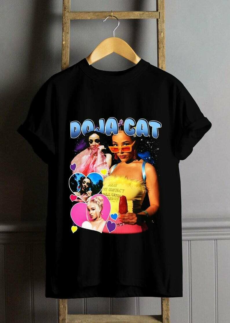 Doja Cat T Shirt, Doja Cat Shirt, Doja Cat Sweatshirt, Doja Cat Clothing Best Seller