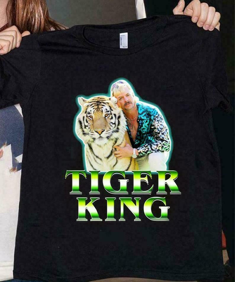 Joe Exotic Tiger King t-shirt Joe Exotic Shirt | Funny Tiger King Shirt | Joe Exotic for President 2020 Shirt