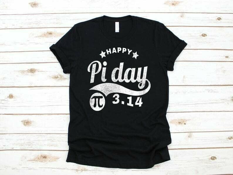 Happy Pi Day 3.14 Shirt | Math Teacher Gifts | T-Shirt | Kids Hoodie | Sweatshirt | Long Sleeve | Apparel Gift