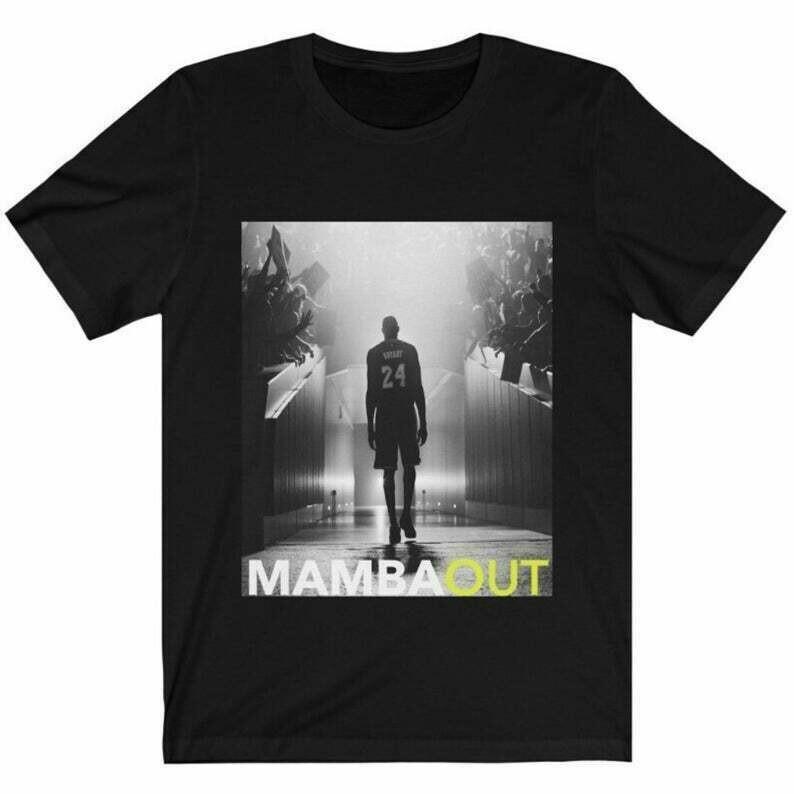 Kobe Bryant Shirt, Basketball T-shirt, Kobe Bryant Legend Tee, Kobe Bryant Memorial Gift, Soft Cotton Tee, Up To 5XL
