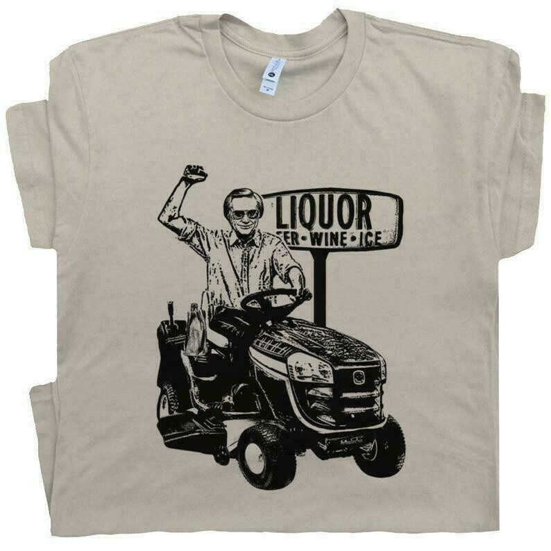 Country Music T Shirt Redneck Shirts Funny T Shirts Cool Novelty Shirts Tractor Vintage Beer Shirt 80s Classic Outlaw Country For Men Women