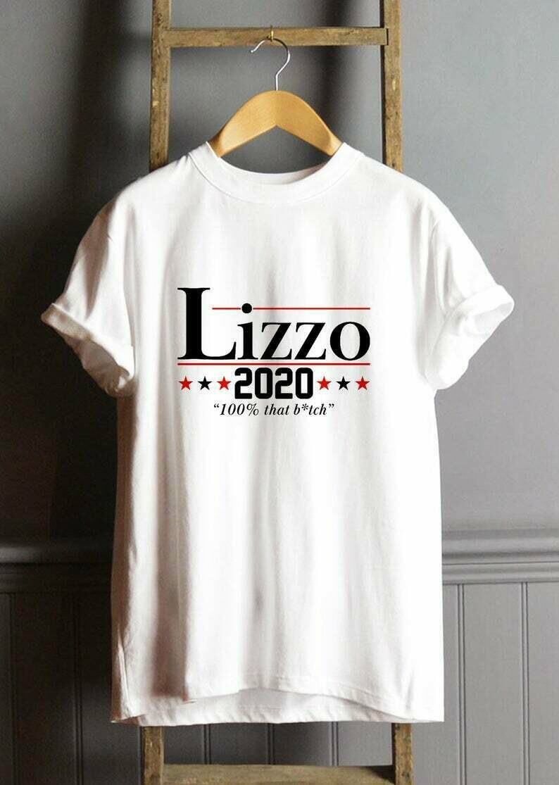 Lizzo Tour 2020 T Shirt, Lizzo Shirt, Lizzo Tees, Lizzo Clothing Best Seller