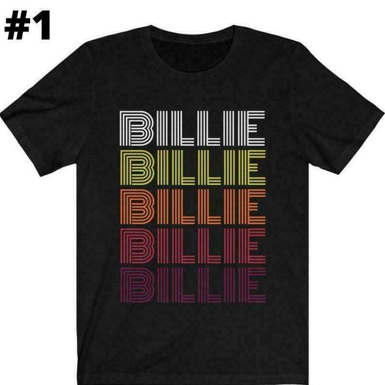 Billie Eilish Music Tour Shirt, Vintage Style Tshirt, Billie Eilish Fans, Billie Eilish Lovers Tee, Unisex Soft Cotton Tee, Up To 5XL