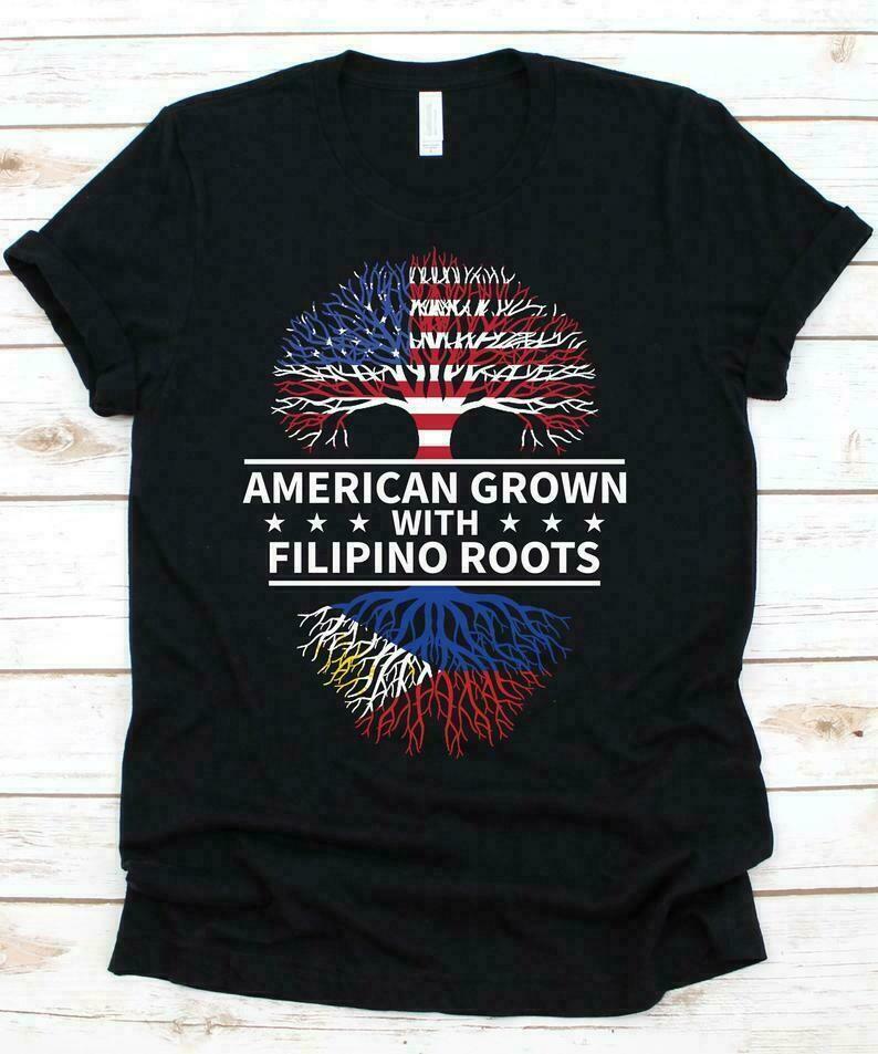 Filipino Roots Shirt, Philippines Roots Shirt, Philippines Flag, Philippines Shirt, Filipino Shirt, Proud Filipino Heritage
