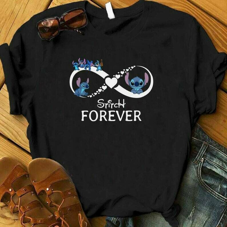 Stitch Forever Shirt, Cute Stitch Kid Shirt, Lilo And Stitch Shirt, Disney Cruise Shirts, Disney Vacation Shirt, Disney 2020