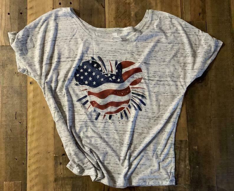 july 4th disney shirt, disney july 4th tshirt, red white blue disney shirt, patriotic disney shirt, memorial day disney shirt