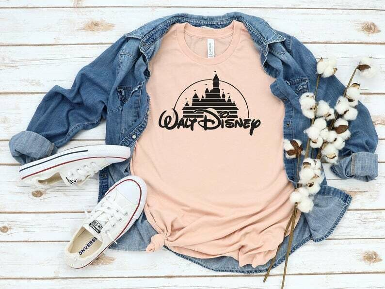 Disney Castle t-Shirts , Disney T-shirts , Disney Matching T-shirts , Custom Shirts , Couple Shirts , Matching T-shirts , Disney Trip Shirts
