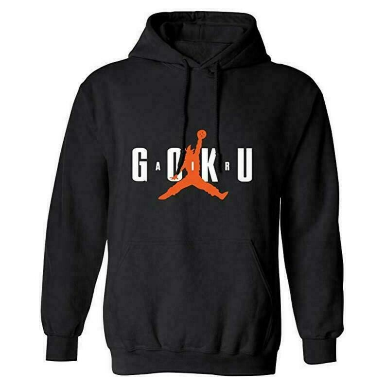 Dragon Ball Z Hoodie, Manga Hoodie, Unisex Adult, Youth Hoodies, Goku Hoodie, Gift For Him, Dragonball Z Anime Fans, Pullover