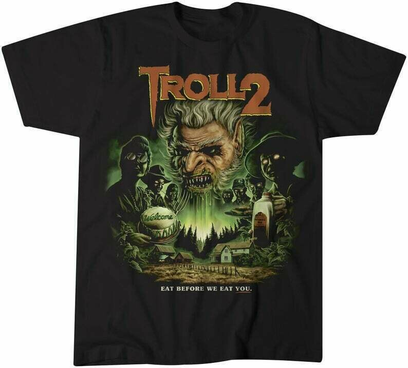 Troll 2 Best Worst Movie Ever Horror Cult Classic T-Shirt