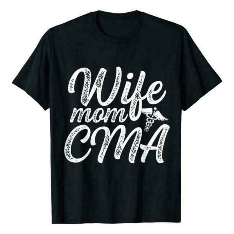 Medical Assistant Mom Shirt, MA Gift, CMA Shirt For Women, Certified Medical Assistant Wife, Nurse shirt, Gift for Mom