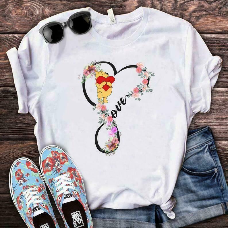 Winnie The Pooh Shirt, Women's Disney Shirt, Oh Brother shirt, Honey Pot Shirt, Pooh Inspired, Family Trip Matching Pooh Shirts,