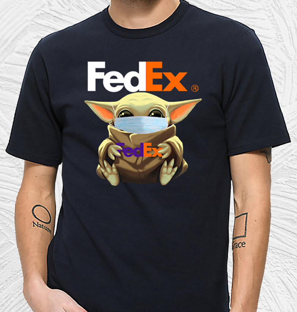 Baby Yoda Mask Hug T shirt