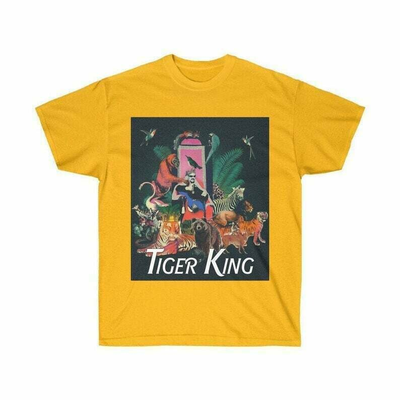 NEW!! Joe Exotic | Tiger King T-Shirt