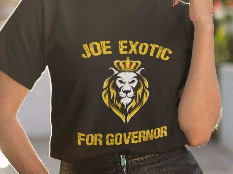 Joe Exotic Shirt, Animal Rights Shirt, Adopt A Dog, Rescue Dog Shirt, Save The Animals, Adopt This Dog Shirt, Animal Lover Shirt