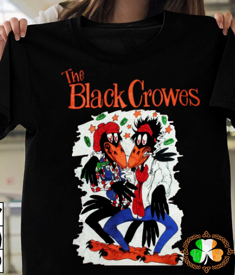 The Black Crowes Shake Your Money Maker World Tour TShirt