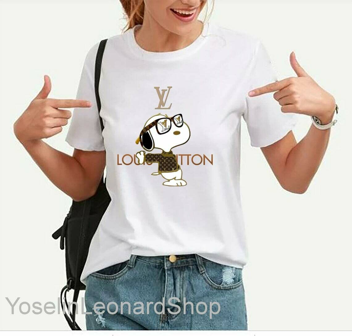 Unisex Adult Clothing,Tops Tank Tees,T-shirts, Graphic Tees, Louis Vuitton, Bleached T Shirt