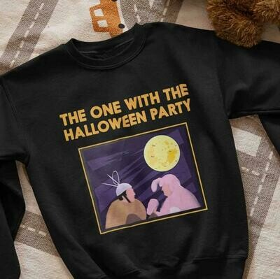 The One With The Halloween Party Shirt