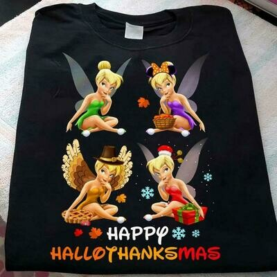 Barbie Happy Hallo Thanks Mas Shirt