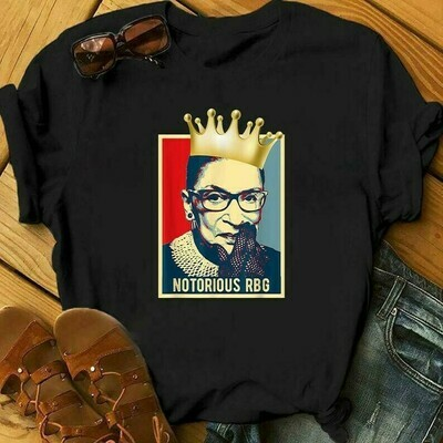 Vintage Notorious RBG Ruth Bader Ginsburg Fight For The Things You Care About T-Shirt, Hoodie, Sweatshirt, LadiesShort
