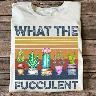 Farmer What the fucculent shirt