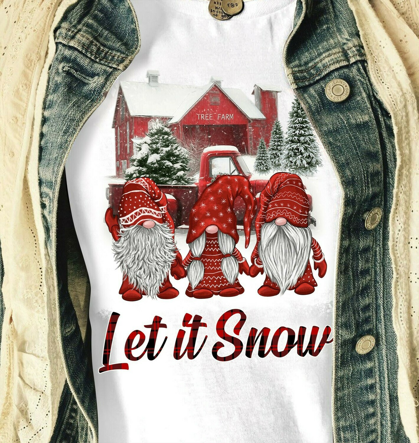 Grome Let it snow Shirt
