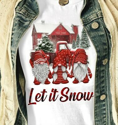 Grome Let it snow Shirt
