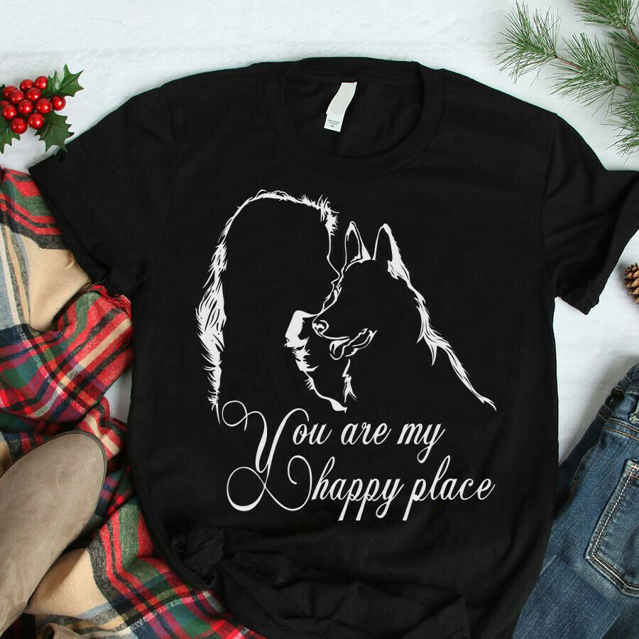 You Are My Happy Place Shirt