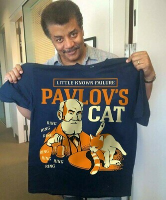Little Known Failure Pavlov's Cat Ring Ring Shirt