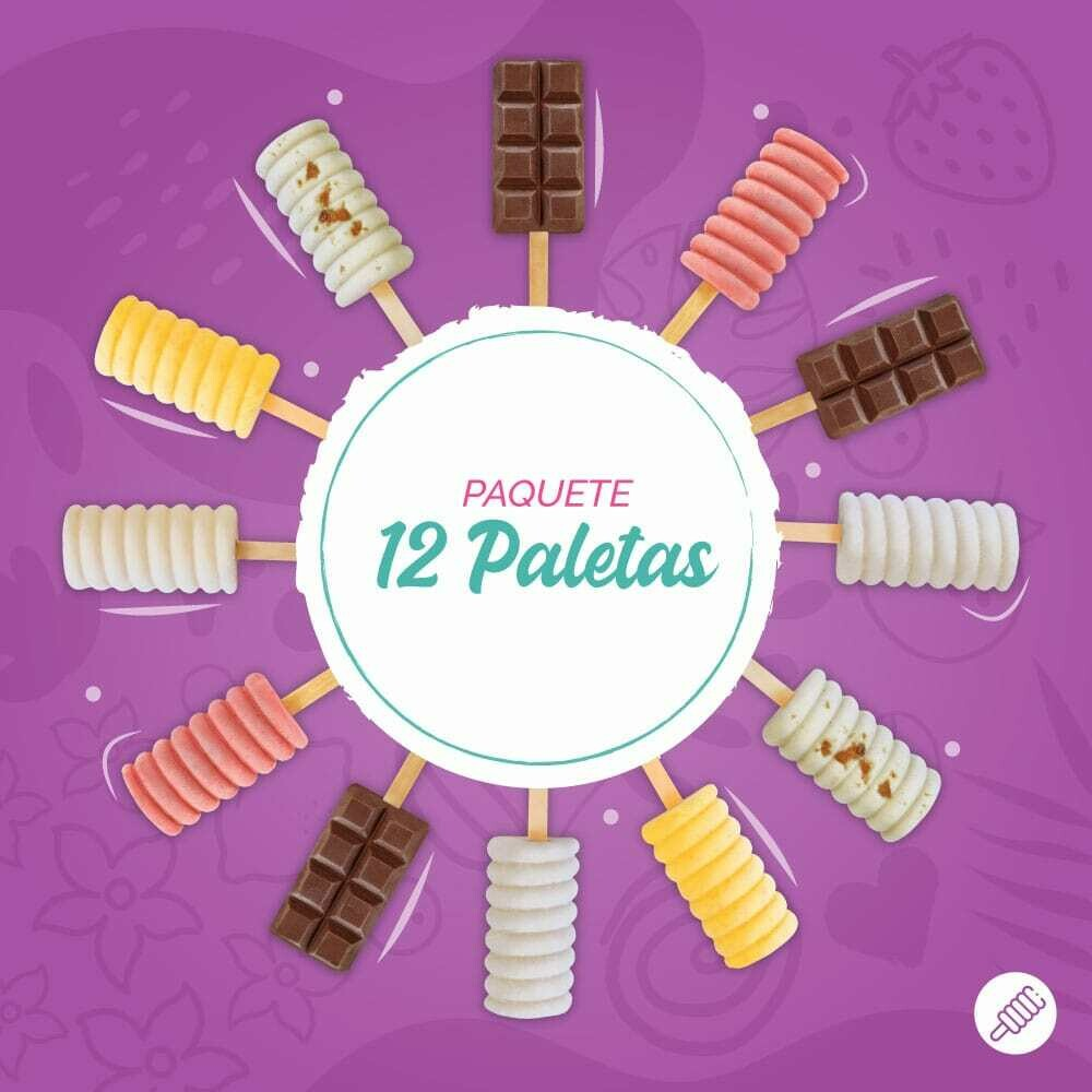 Doce Pack 12