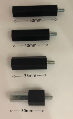 Dually adapter 50mm
