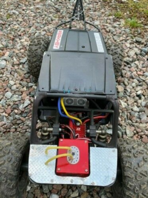 Fuel Cell for electronics, fits Axial Wraith