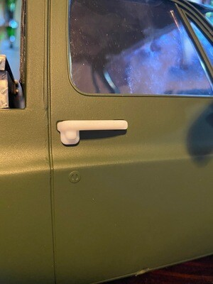Door handle for RC4WD Blazer