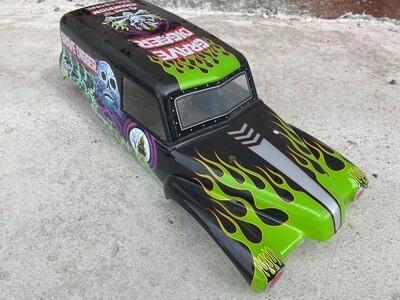 Monster Truck Body (used Item)
