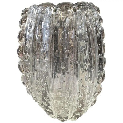 Mid-Century Modern Barovier e Toso Translucent Murano Glass, 1960s