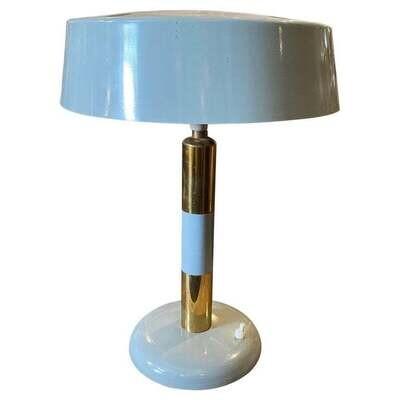1960s Stilnovo Style Mid-Century Modern Italian Desk Lamp