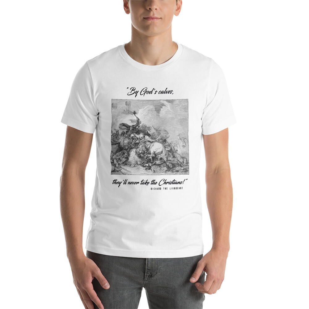 The Battle of Jaffa -  Short-Sleeve Unisex T-Shirt