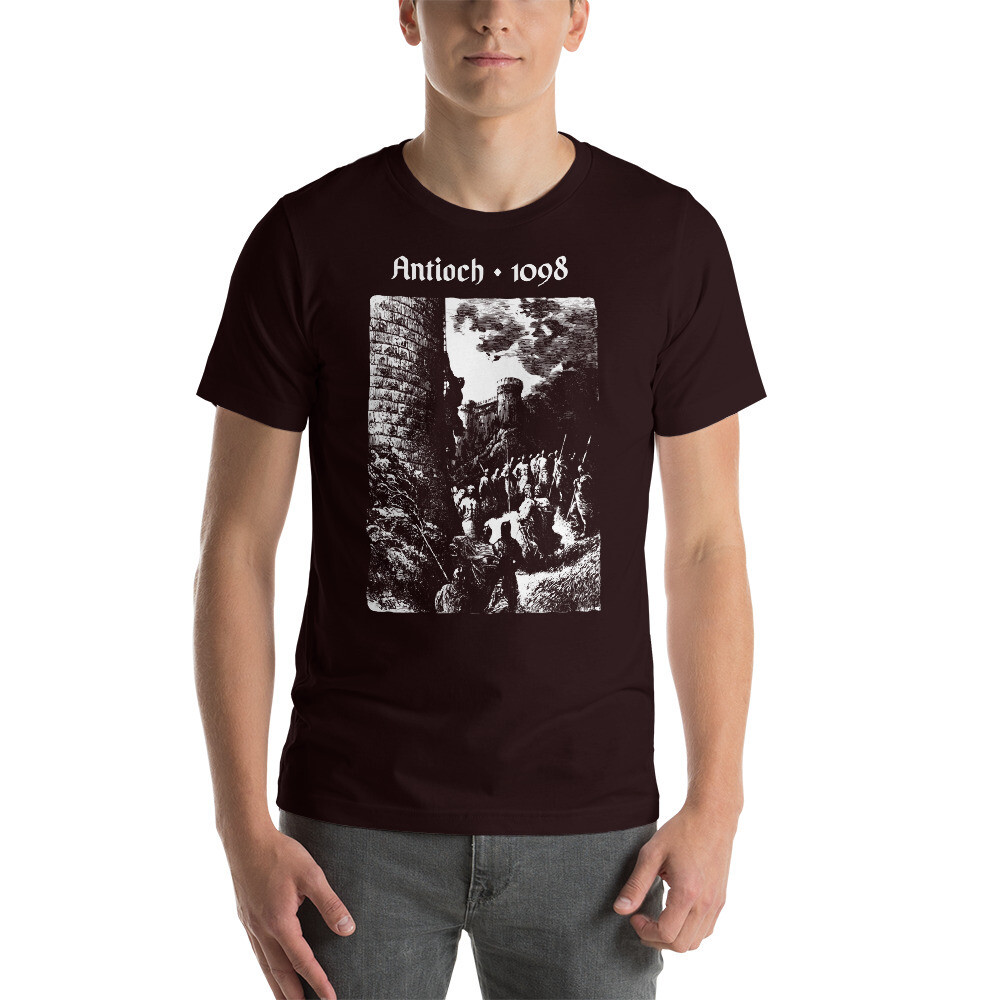 Bohemond Siege of Antioch Short-Sleeve Unisex T-Shirt
