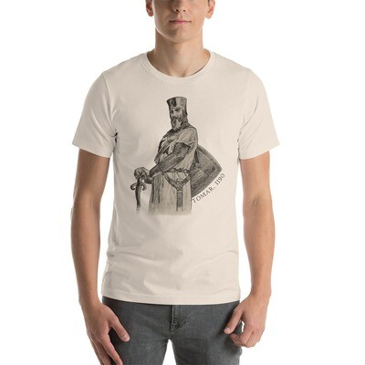 Gualdim Pais and the Knights Templar of Portugal T-Shirt